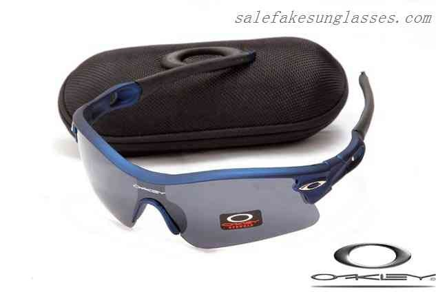 da41199721 Cheap Knockoff Oakley radar path sunglasses matte blue   black online