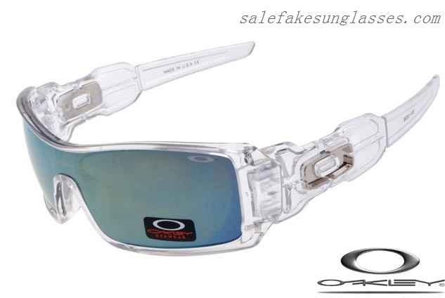 2fa8d361615 Cheap Replica Oakley oil rig sunglasses clear   ice best price