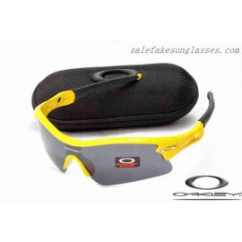 bd7052bde1 Cheap Knockoff Oakley radar path sunglasses yellow   black sale