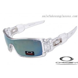 daca1dc450 Cheap Replica Oakley oil rig sunglasses clear   ice best price