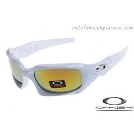 07ffba5a78 Cheap Replica Oakley pit boss sunglasses polished white   fire online